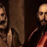 Апостолы Петр и Павел друг о друге