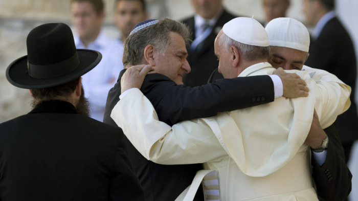 Visit of Pope Francis to the Holy Land